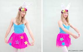diy lisa frank halloween costumes bunny ballerina wild amor