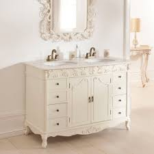 bathroom cabinets double antique french style bathroom cabinets