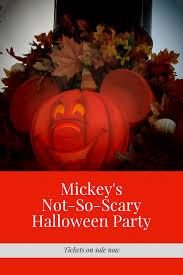 mickey s not so scary halloween 2017 mickey u0027s not so scary halloween party allen vacation rental homes