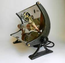 Steampunk Desk Lamp Steampunk Desk Lamp Hand Crafted From Early 1900 U0027s Electric Heater