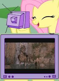 Mlp Fluttershy Meme - fluttershy meme dragoheart by joezilla1991 on deviantart