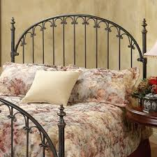 Rod Iron Headboard Stylish Wrought Iron Headboards