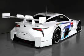 lexus v8 race car the lexus lc 500 will go super gt racing in japan next year