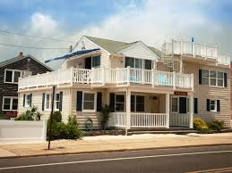 Beach Haven Nj House Rentals - fishbone lbi 6th house from beach sleeps 6 roof deck pet
