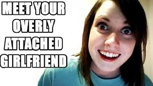 Obsessive Girlfriend Meme - justin bieber overly attached girlfriend meme the true story