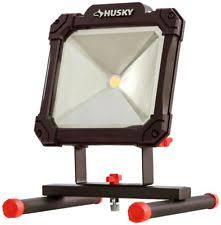 Portable Work Light Husky K40069 3500 Lumen Led Portable Worklight Ebay