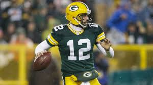 aaron rodgers can t avoid f bomb but eludes major injury nfl