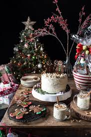 D Christmas Tree Cake - christmas party dessert recipes crate and barrel blog
