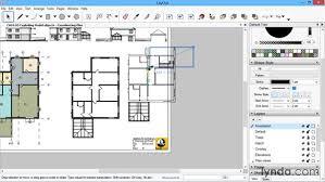 Floor Plan Objects Exploding Model Objects