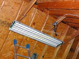 bathroom lighting with electrical outlet how to wire an attic electrical outlet and light photo tutorial