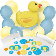 ducky duck baby shower decorations theme babyshowerstuff
