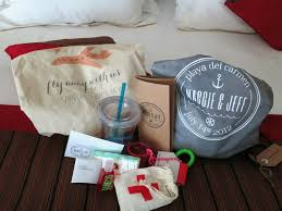 wedding gift destination wedding 42 best destination wedding welcome bags swag and favors images