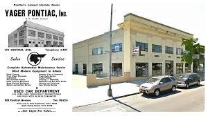 Upholstery Albany Ny Yager Pontiac Car Dealer Ad 470 Central Avenue Albany Ny 1 U2026 Flickr