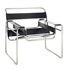 wassily poltrona breuer fauteuil wassily style chair design fauteuil