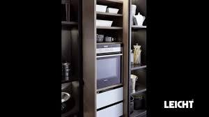 leicht german kitchen cabinets kitchen designs youtube