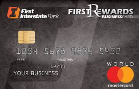 Resolution For Business Cards Business Credit Cards First Interstate Bank