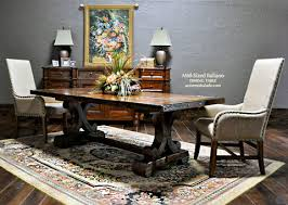 tuscan dining table grand italiano extra long dining room table