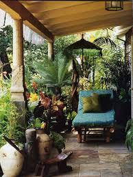themed patio backyard bliss turn your yard into a rainforest sanctuary