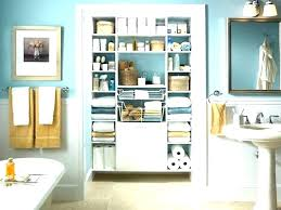 Towel Storage Cabinet Bathroom Storage Baskets Bathroom Shelves For Towels Bathroom