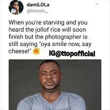 Funny Meme Saying - funnymeme jollof rice saga ballspedia