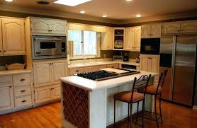 gourmet kitchen island small gourmet kitchen howtoresist info