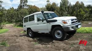 land cruiser 70 pickup toyota land cruiser 70 series video review motoring com au