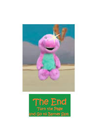 Image Threewishes Theend Jpg Barney by Barney U0026 Friends Spongebob U0027s Picture Day Cover Page Book