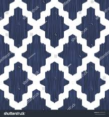 Black Damask Wallpaper Home Decor Ethnic Moroccan Damask Islam Seamless Pattern Stock Vector