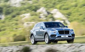 bentayga bentley bentley boss believes bentayga needs more derivatives