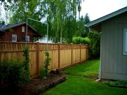 Cheap Backyard Fence Ideas by Patio Easy The Eye Awesome Fence Ideas Building Fencing Kingston