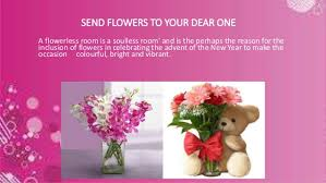 flowers to india send new year flowers to india myflowergift
