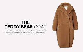 winter coats 2017 2018 manuela teddy bear maxmara