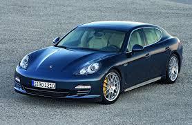 Porsche Panamera Horsepower - porsche enters luxury sedan market with 2010 panamera new on