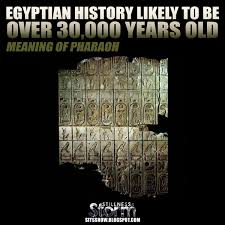 history likely to be 30 000 years meaning of