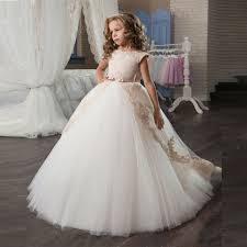 communion gowns aliexpress buy stunning sleeveless holy communion dresses