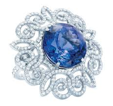 tanzanite stones rings images Tanzanite jewellery its rich blue hues ranging from ultramarine jpg