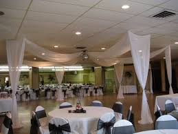 ceiling draping ceiling draping mingas creation s party rentals