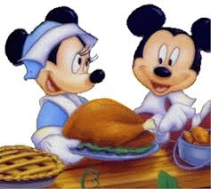 mickey thanksgiving clipart 77