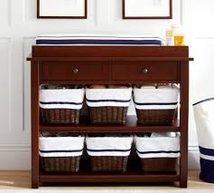 Wood Changing Table Wooden Changing Table Universal Pottery Barn