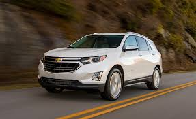 chevrolet equinox 2017 interior 2018 chevrolet equinox first drive review car and driver