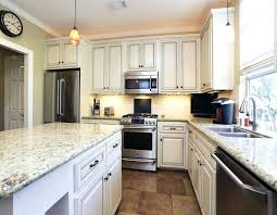 light granite countertops with white cabinets santa cecilia granite countertops with white cabinets gallery of