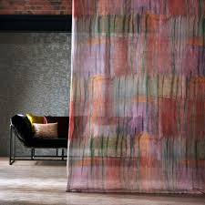Plum Home Decor by Home Decor Accessories Partition Curtain Anthology Translucent 01
