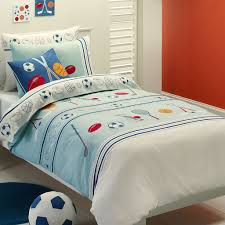 Soccer Comforter Bedroom Baseball Bedding For Boys Hockey Bedding Queen Size