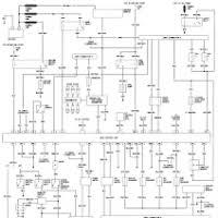 nissan terrano alternator wiring diagram yondo tech