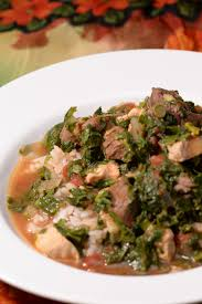 cuisine madagascar malagasy romazava stew with greens recipe national dish