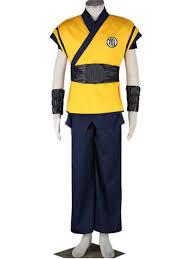 Dragon Ball Halloween Costumes Dragon Ball Cosplay Costumes