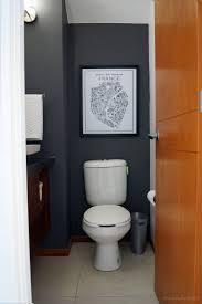 Tiny Powder Room Antes Y Después Un Mini Baño Se Llena De Estilo Casa Haus