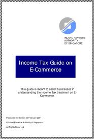 income tax guide on e commerce pdf