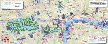 London Bus Map 4 Tage Kurzurlaub In London Oliver Und Claudia Schlenker