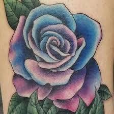 darkside flower tattoos page 1